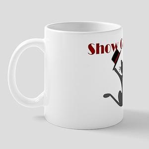 Show Cat Dad Rectangle Mug