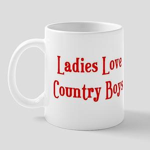 Country Boys Mug