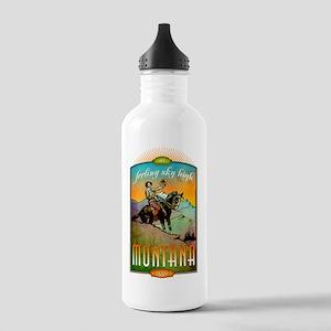 SA_MontanaSkyHigh18x Stainless Water Bottle 1.0L