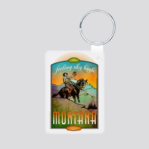 SA_MontanaSkyHigh18x Aluminum Photo Keychain