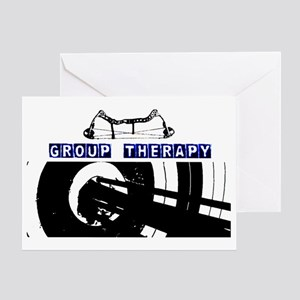 grouptherapy Greeting Card