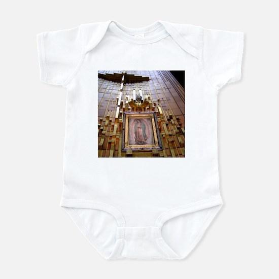 Our Lady of Guadalupe - Origi Infant Bodysuit
