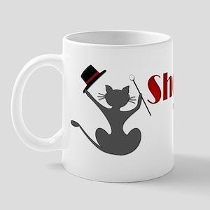 Show Cat Dad Bumper2 Mug