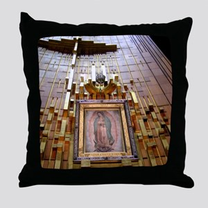 Our Lady of Guadalupe - Origi Throw Pillow