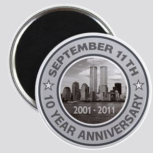 September 11 Anniversary 1 Magnet