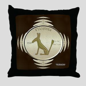 Set Coin Throw Pillow