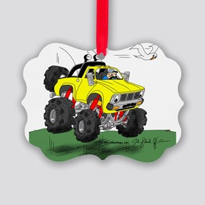 Toy_Trux_SKP_CP_noBG Picture Ornament