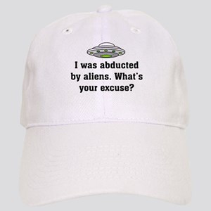 Abducted by Aliens 2 Cap