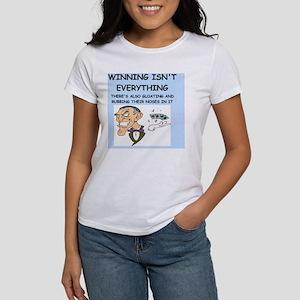 duplicate bridge Women's T-Shirt