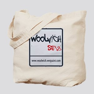 Woolwich SE18 London Tote Bag