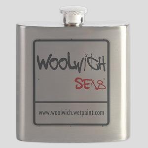 Woolwich SE18 London Flask