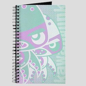 SwampGreetCardStencil Journal