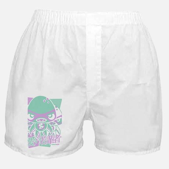 SwampJournalStencil Boxer Shorts
