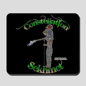 Constellation Sekhmet Mouse Pad