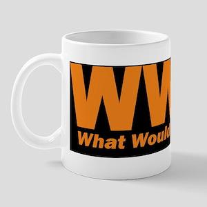 WWJD-BS_black Mug
