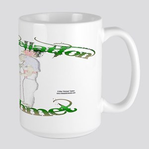 Constellation Sekhmet Large Mug