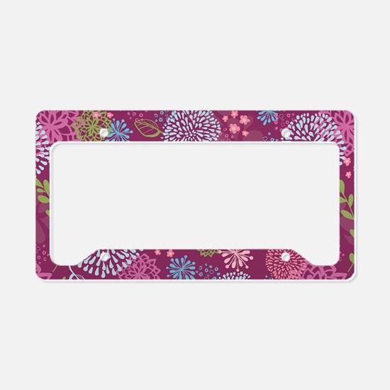 552-48.50-Clutch Bag License Plate Holder