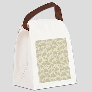 flipflops2 Canvas Lunch Bag