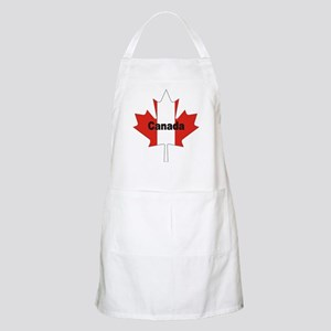 Canada Flag Maple Leaf BBQ Apron