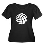 Soccer Plus Size T-Shirt