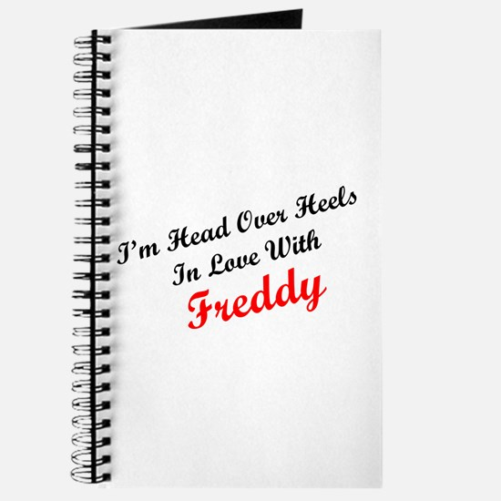 In Love with Freddy Journal