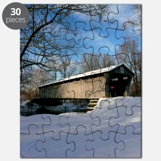 Covered Bridge Puzzle