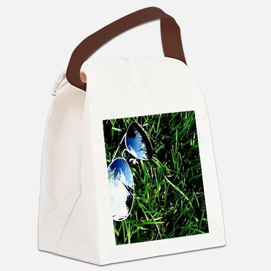 Summer Shades Canvas Lunch Bag