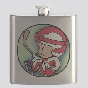 hockey-womb-T Flask