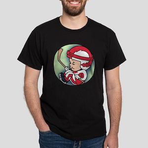 hockey-womb-T Dark T-Shirt