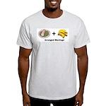 Arranged Marriage Ash Grey T-Shirt
