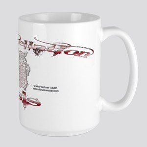 Constellation Isis Large Mug