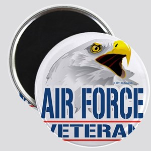 Air-Force-Eagle-Veteran Magnet