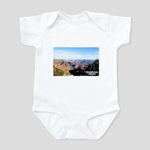 Grand Canyon Vista Baby Light Bodysuit