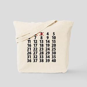 Countdown Tote Bag