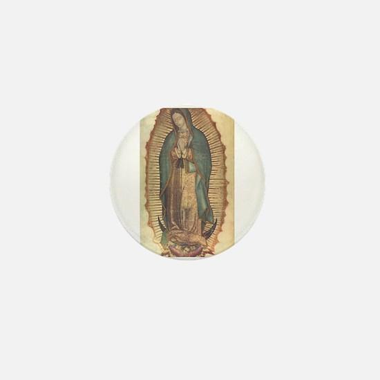 Virgen de Guadalupe - Origina Mini Button