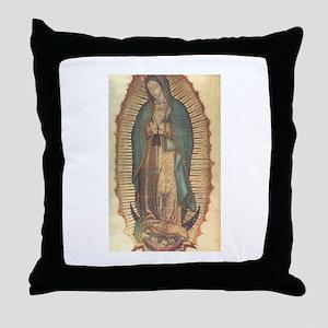 Virgen de Guadalupe - Origina Throw Pillow