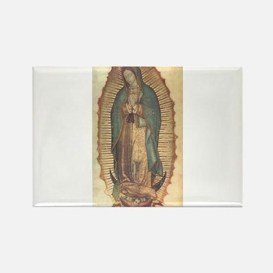 Virgen de Guadalupe - Origina Rectangle Magnet
