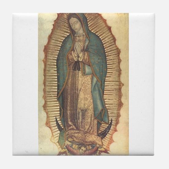 Virgen de Guadalupe - Origina Tile Coaster