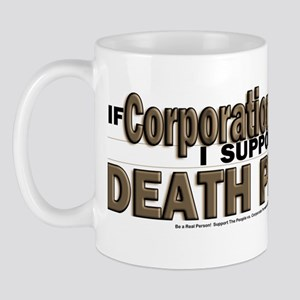 DeathPenalty Mug