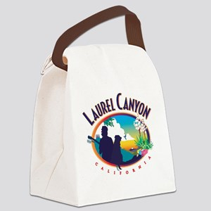 Laurel Canyon Logo Canvas Lunch Bag