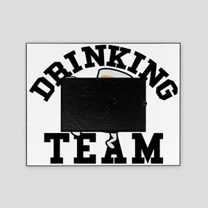 drinking-team_bl Picture Frame