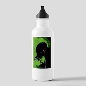 iCephalopod_Dark Stainless Water Bottle 1.0L