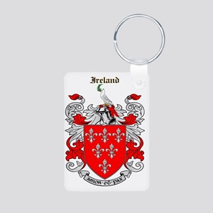 Ireland10 Aluminum Photo Keychain