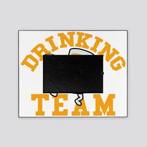 drinking-team_ye Picture Frame