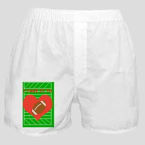 Football iPhone 4 Slider Case, Take I Boxer Shorts