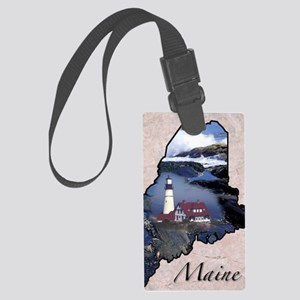 Maine Large Luggage Tag