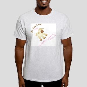 His little lamb Chloe blanket Light T-Shirt