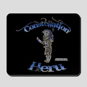 Constellation Heru Mouse Pad