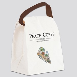 fol tshirt cafe2 Canvas Lunch Bag