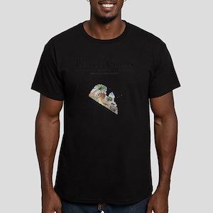 fol tshirt cafe2 Men's Fitted T-Shirt (dark)